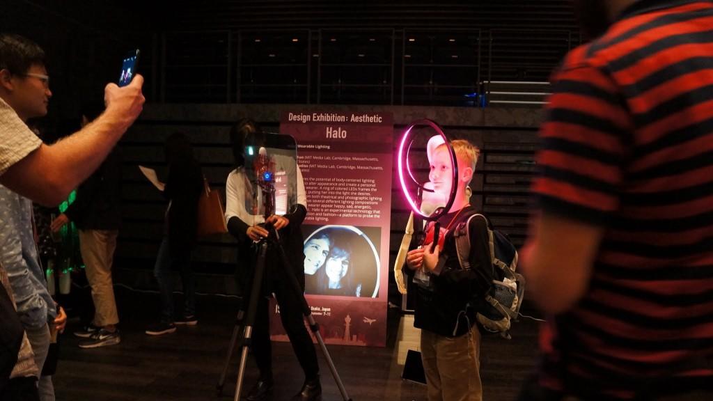 別会場で行われたDesign Exhibition の様子3